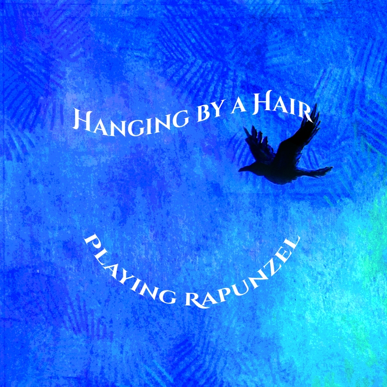 CD Art Playing Rapunzel 01