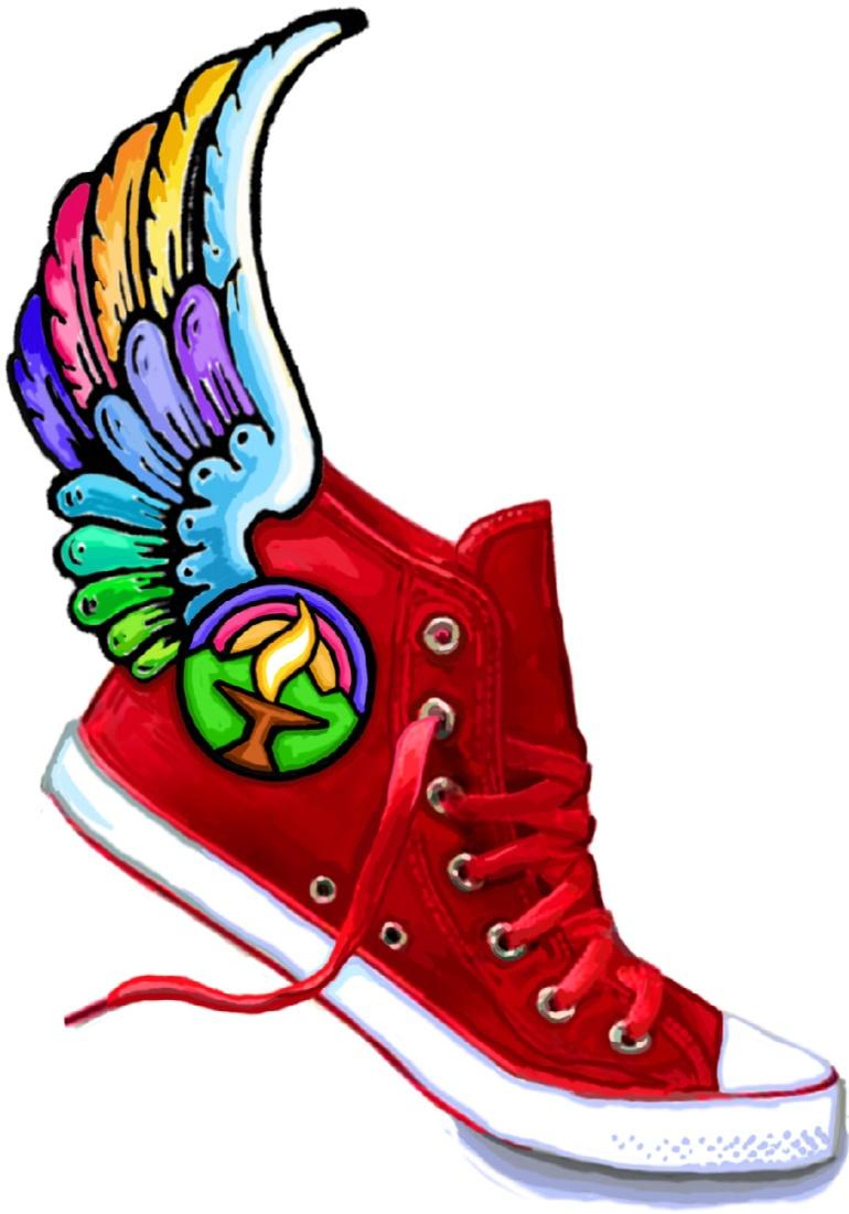 MPUUC Tennis Shoe Logo